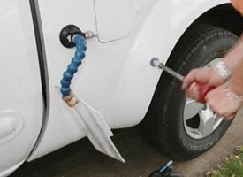 Paintless Dent Repair Practices