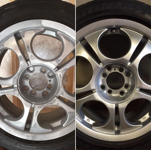 Colorado Springs wheel repair